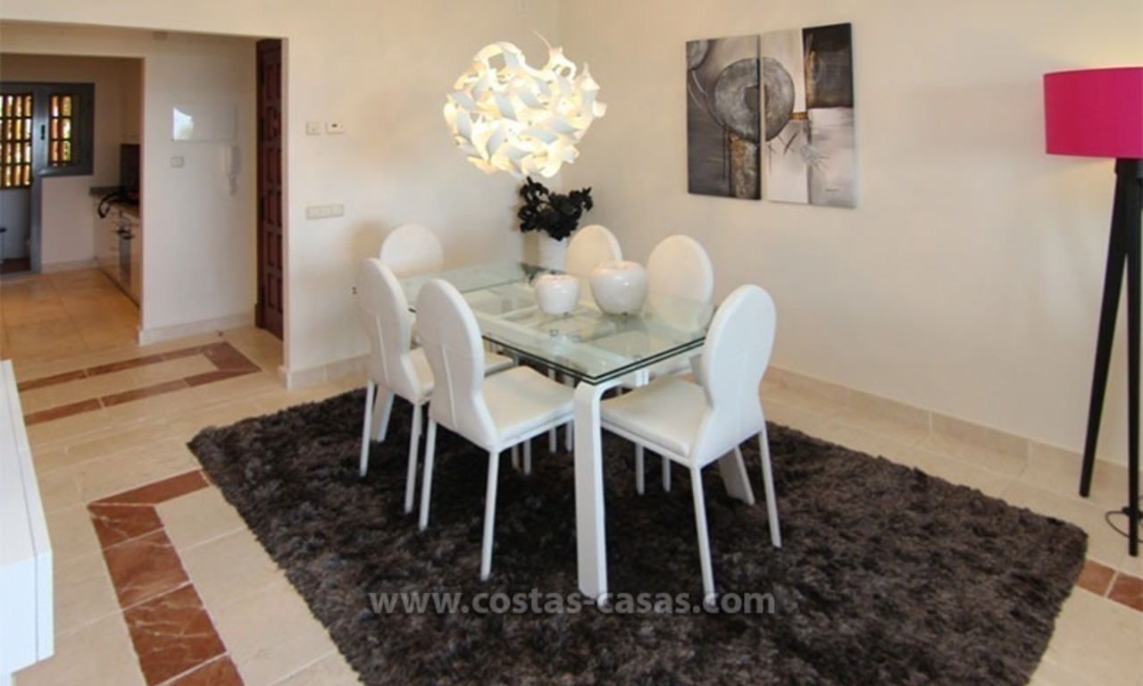 For Sale: Excellent Apartment at Golf Resort in Benahavís – Marbella 8