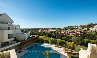 For Sale: Modern Apartment at Golf Resort in Benahavís – Marbella 0