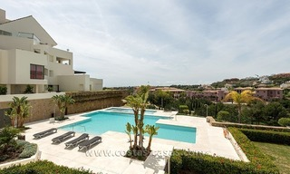 For Sale: Modern Apartment at Golf Resort in Benahavís – Marbella 1