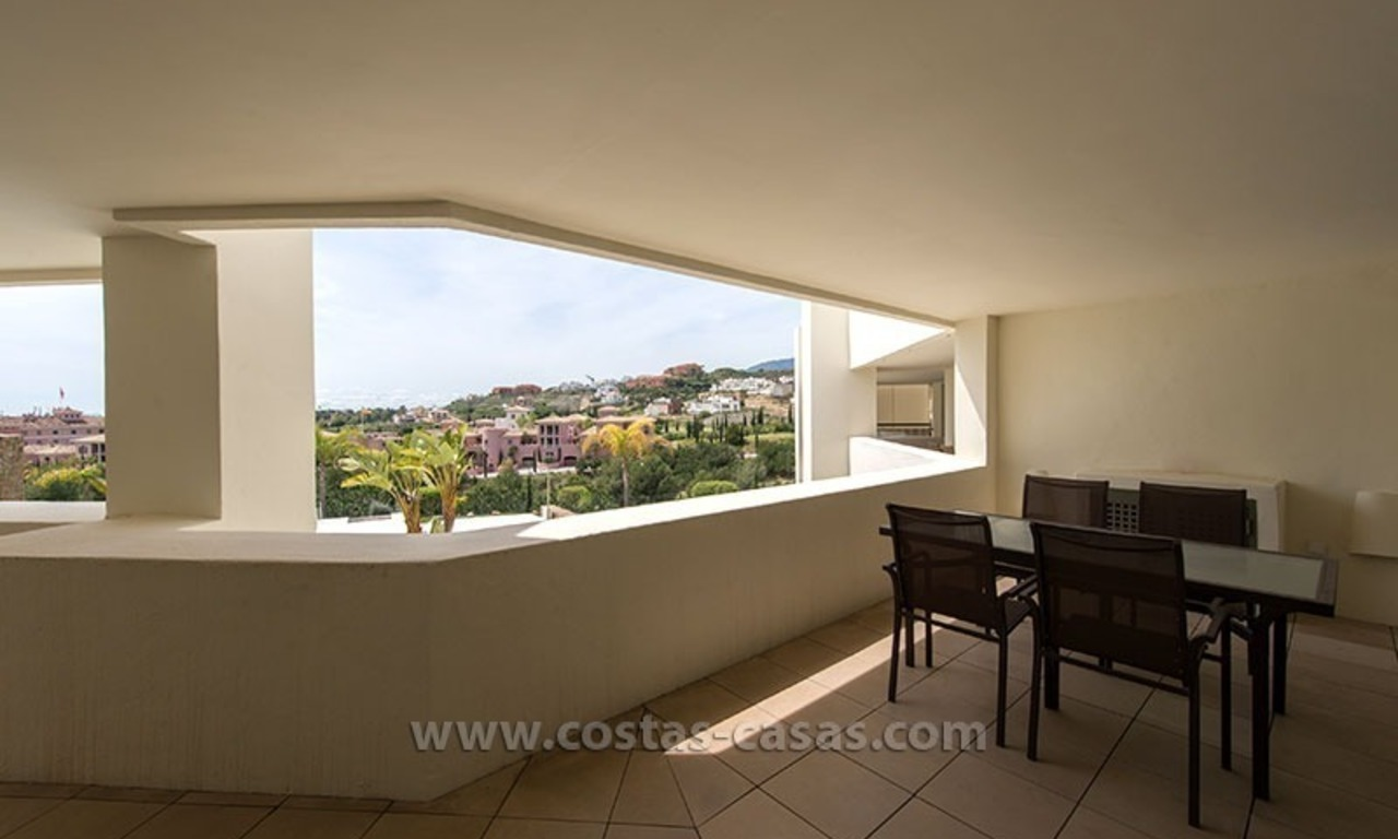 For Sale: Modern Apartment at Golf Resort in Benahavís – Marbella 2