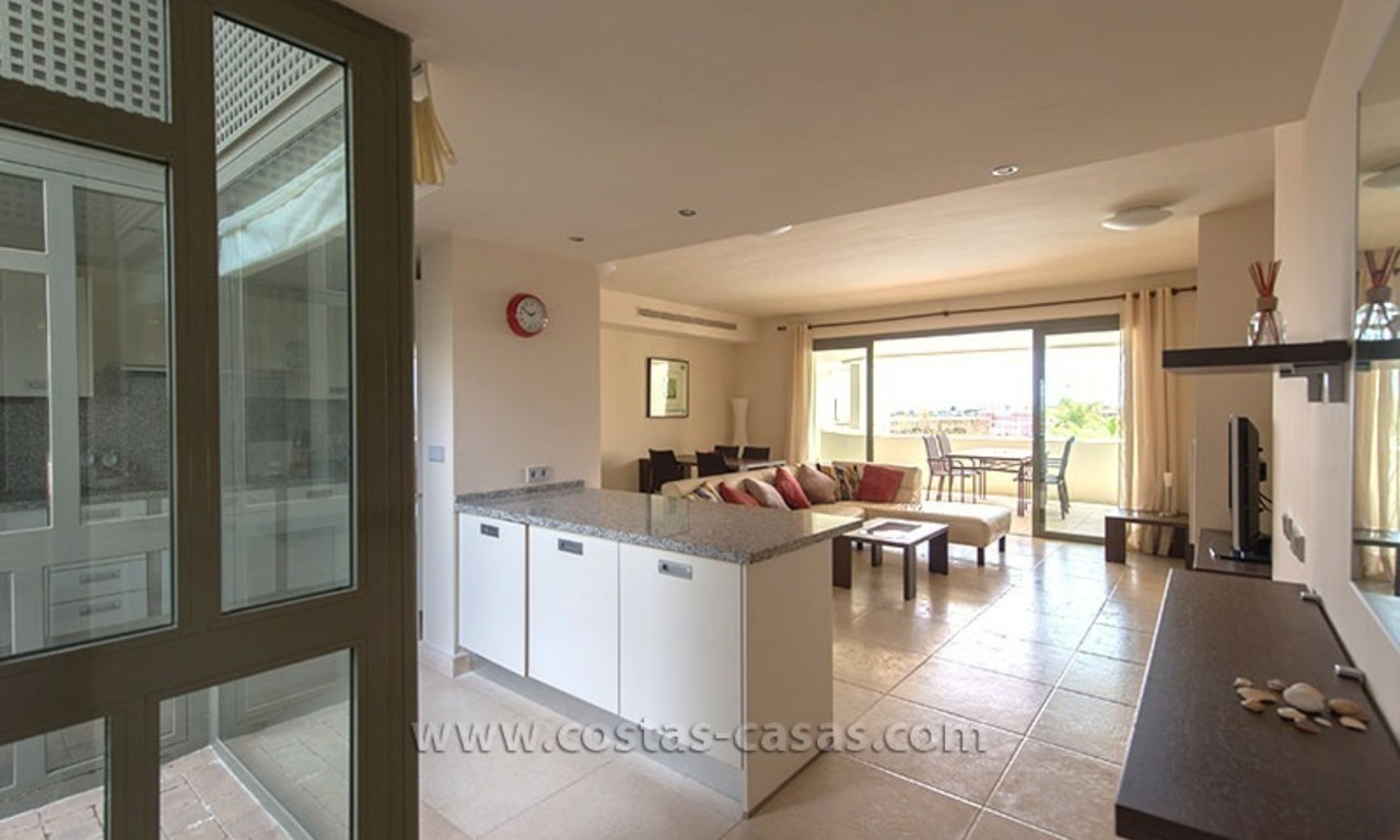 For Sale: Modern Apartment at Golf Resort in Benahavís – Marbella 3