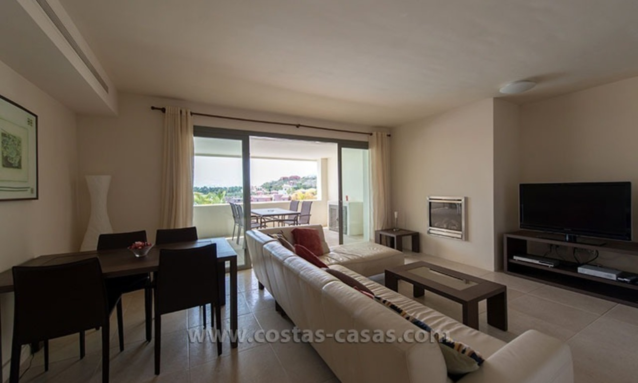 For Sale: Modern Apartment at Golf Resort in Benahavís – Marbella 5