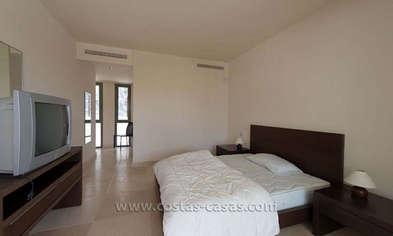 For Sale: Modern Apartment at Golf Resort in Benahavís – Marbella 9