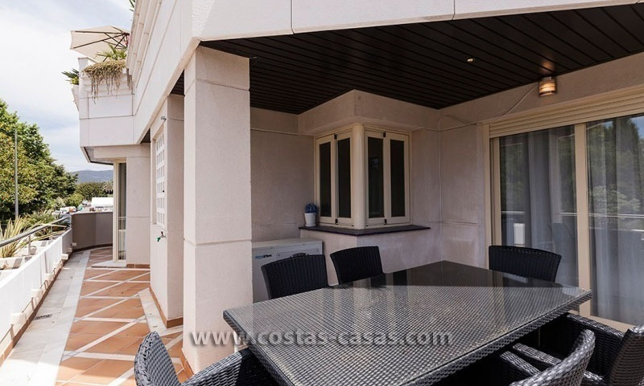 For Sale: Centrally Located Apartments in Nueva Andalucia near Puerto Banús – Marbella 1