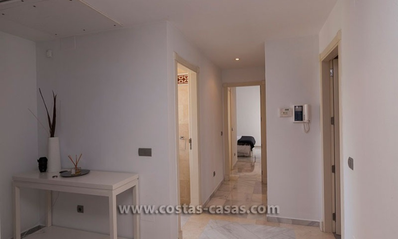 For Sale: Centrally Located Apartments in Nueva Andalucia near Puerto Banús – Marbella 5