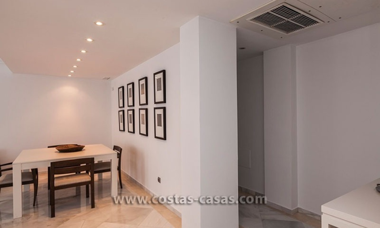 For Sale: Centrally Located Apartments in Nueva Andalucia near Puerto Banús – Marbella 6