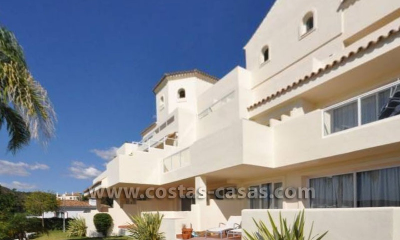 For Sale: New Apartments with Stunning Views in West Marbella 1