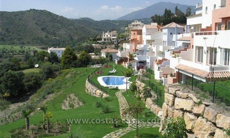 For Sale: New Apartments with Stunning Views in West Marbella