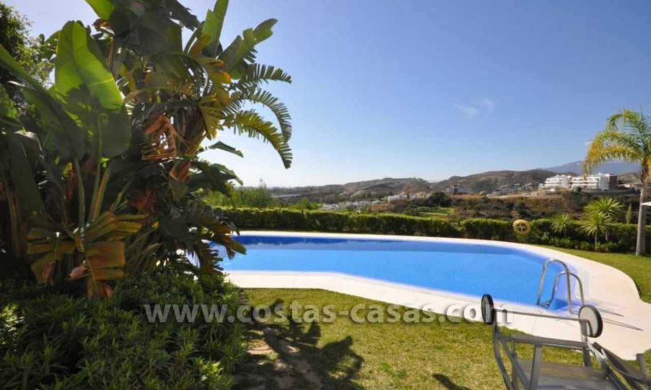 For Sale: New Apartments with Stunning Views in West Marbella 5