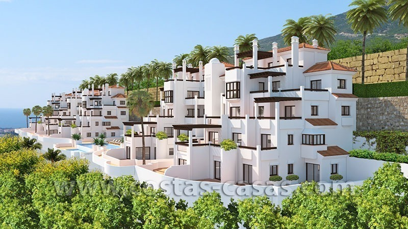 For Sale: Brand New Apartments Near Golf Courses In Benahavís   Marbella