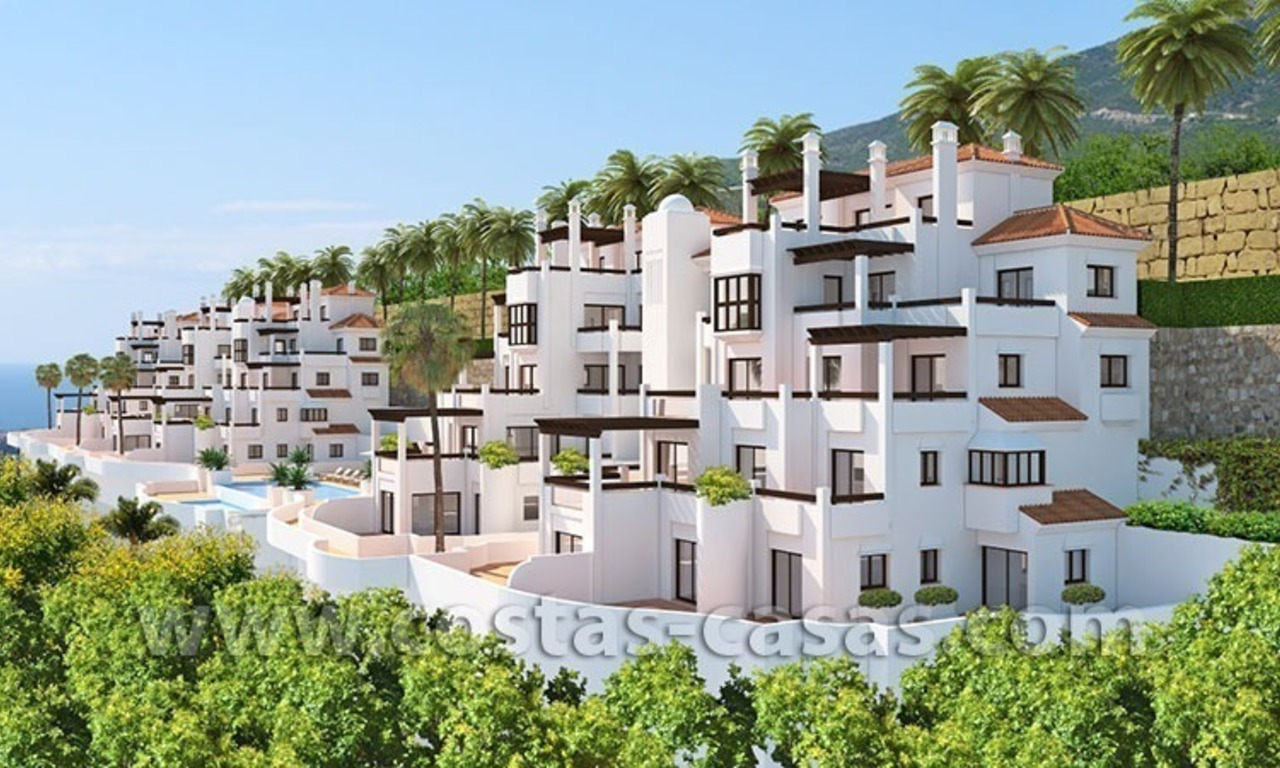 For Sale: Brand New Apartments near Golf Courses in Benahavís - Marbella 0
