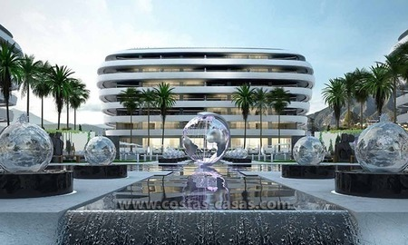 For Sale: Unique Innovative Luxury Apartments on the Golden Mile - Marbella 2