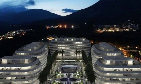 For Sale: Unique Innovative Luxury Apartments on the Golden Mile - Marbella 1