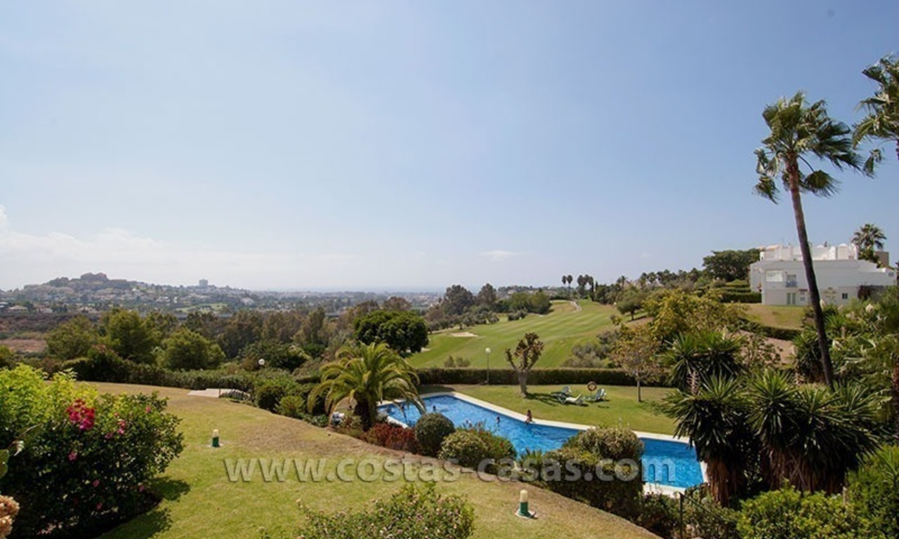 For Sale: Spacious Frontline Golf Townhouse in La Quinta – Marbella 3