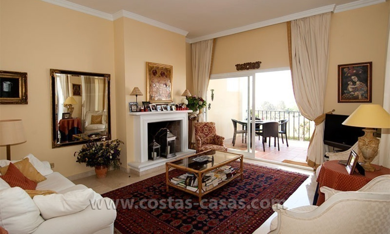 For Sale: Spacious Frontline Golf Townhouse in La Quinta – Marbella 6
