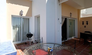 For Sale: Spacious Frontline Golf Townhouse in La Quinta – Marbella 1