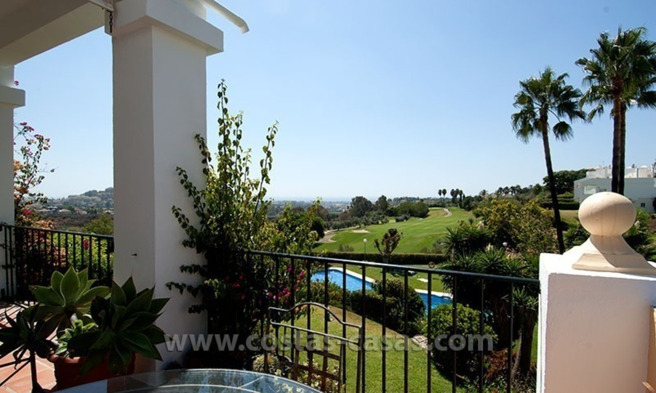 For Sale: Spacious Frontline Golf Townhouse in La Quinta – Marbella 0