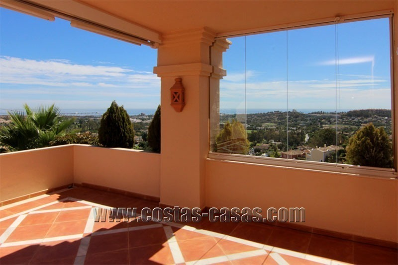 For Sale: Large Luxury Penthouse in Nueva Andalucía, Marbella's Golf Valley
