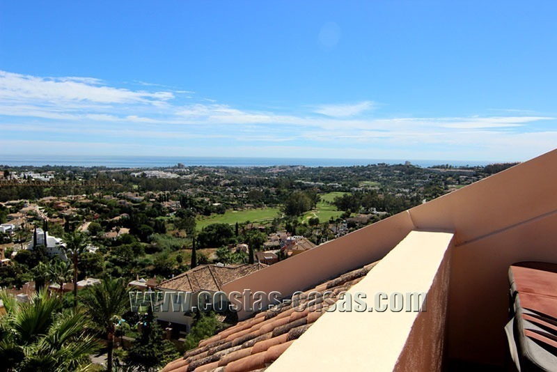 For Sale: Large Luxury Penthouse in Nueva Andalucía, Marbella's Golf Valley 2