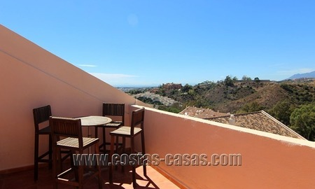 For Sale: Large Luxury Penthouse in Nueva Andalucía, Marbella's Golf Valley 3