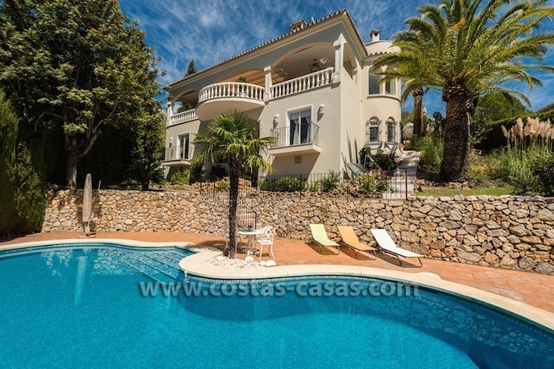 For Sale: Luxury Villa on the Golden Mile in Marbella 0