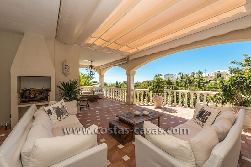 For Sale: Luxury Villa on the Golden Mile in Marbella 1