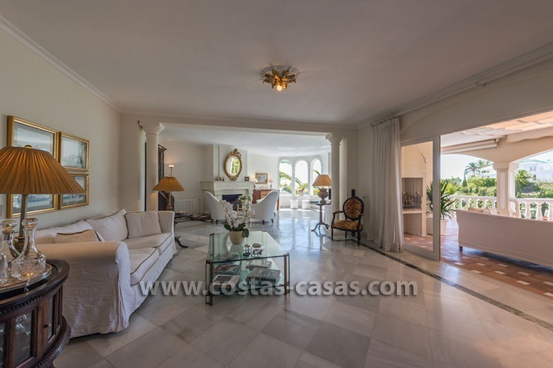 For Sale: Luxury Villa on the Golden Mile in Marbella 2