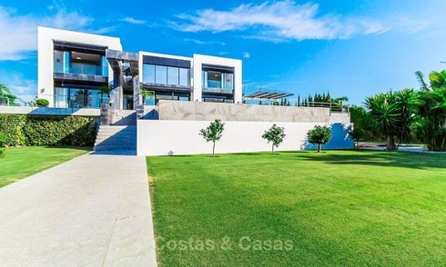 Stylish modern contemporary villa for sale in Benahavis – Marbella 1242