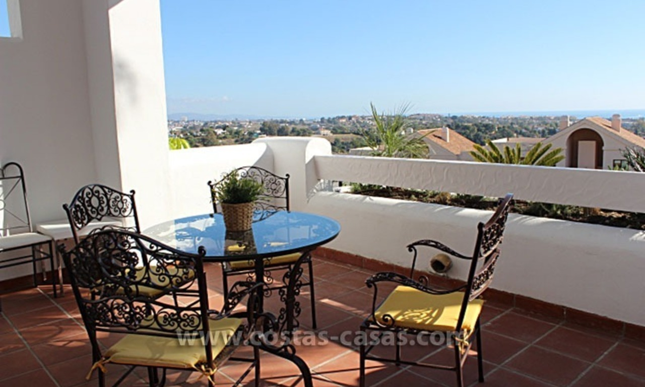 For Rent: Modern, Spacious Apartment in Benahavís – Marbella 2