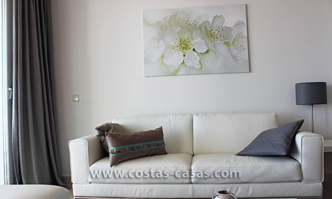 For Rent: Modern, Spacious Apartment in Benahavís – Marbella 7