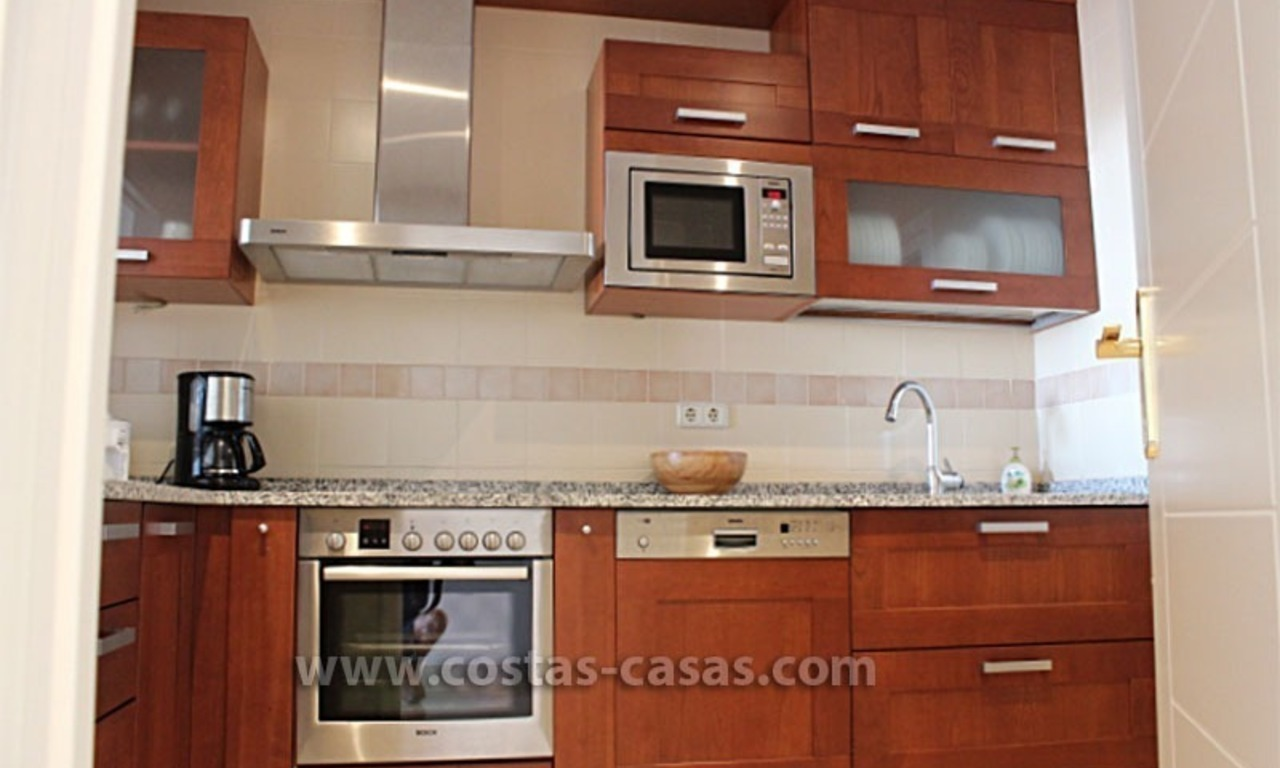 For Rent: Modern, Spacious Apartment in Benahavís – Marbella 12