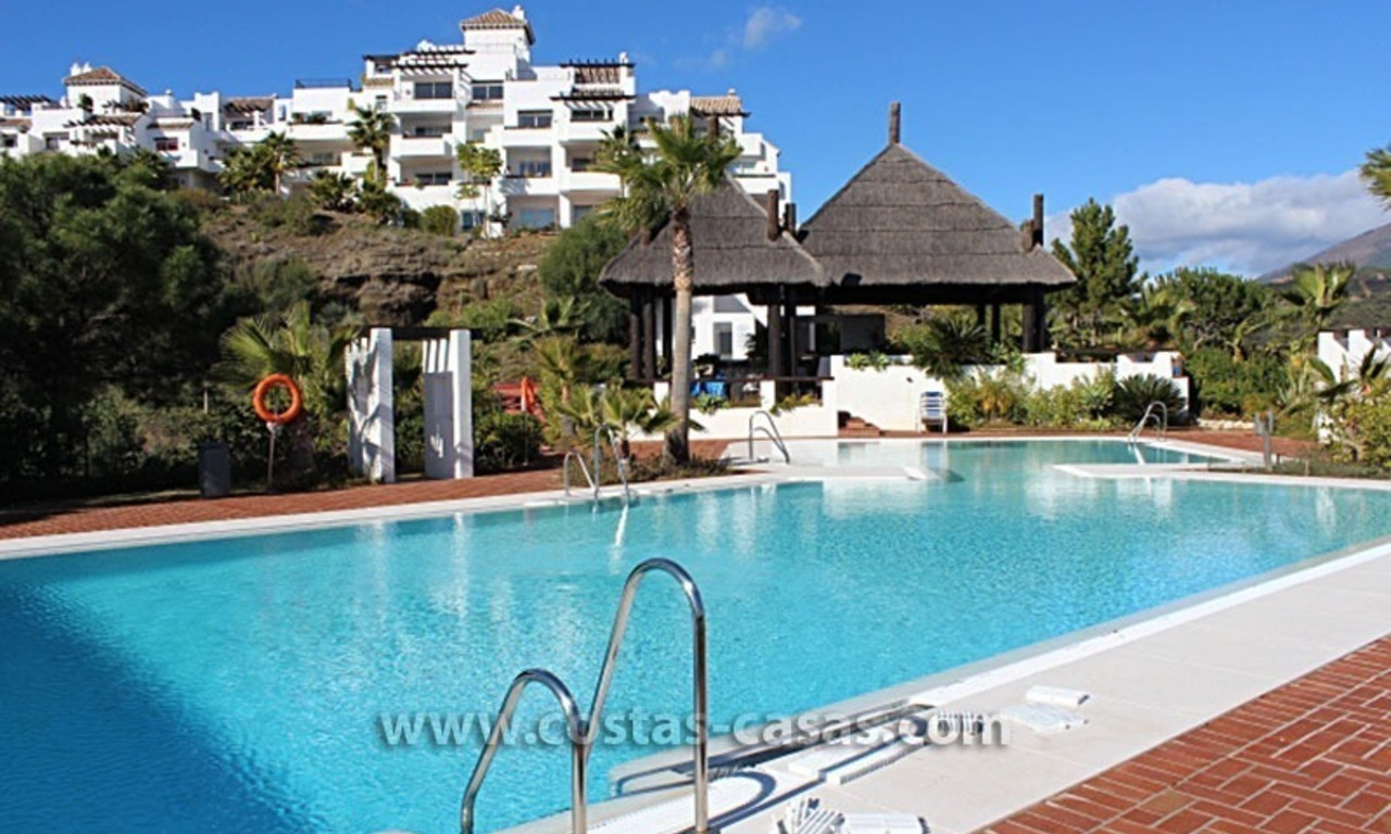 For Rent: Modern, Spacious Apartment in Benahavís – Marbella 17