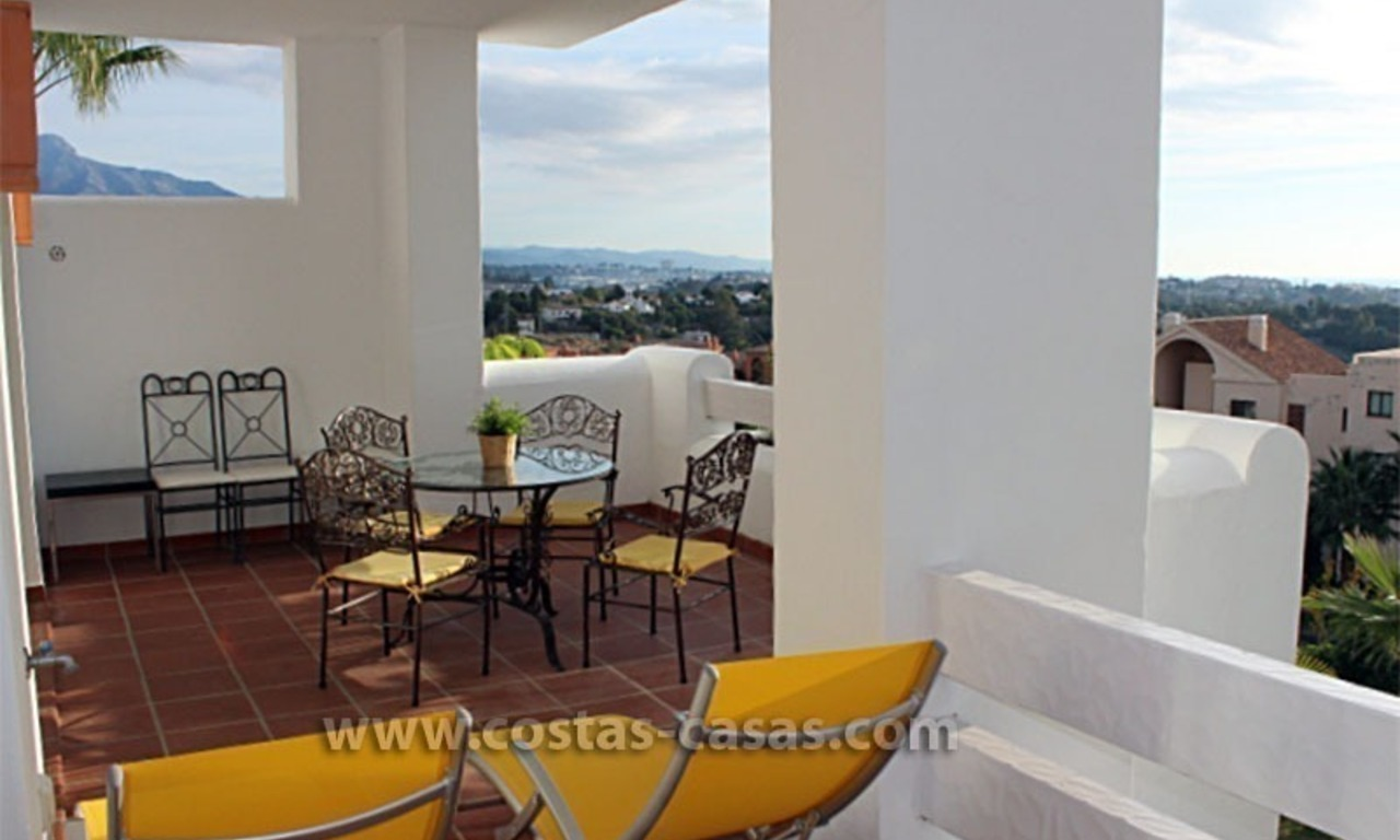 For Rent: Modern, Spacious Apartment in Benahavís – Marbella 5