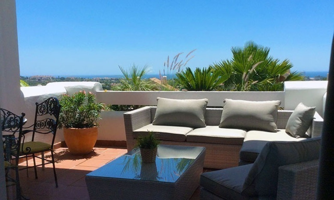 For Rent: Modern, Spacious Apartment in Benahavís – Marbella 1