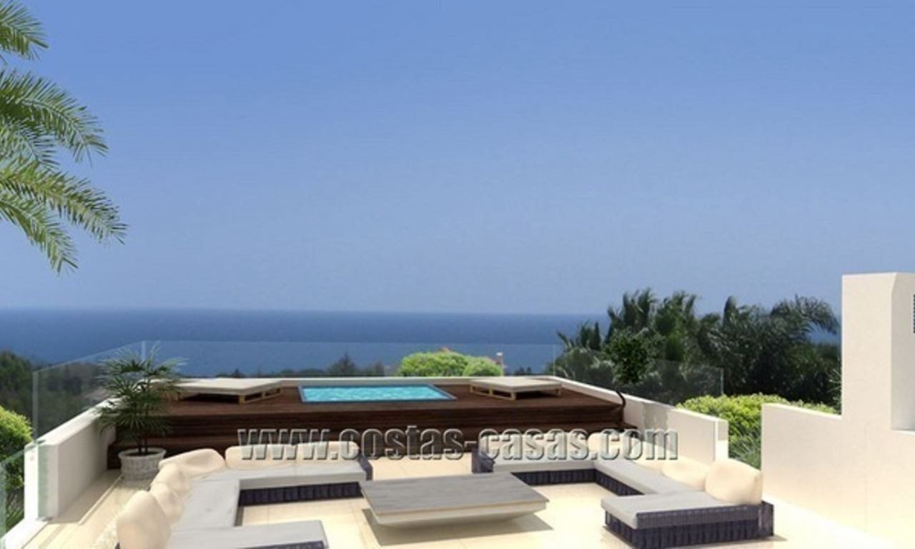 For Sale: Modern Luxury Villa on The Golden Mile in Marbella 6