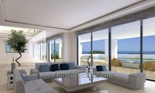 For Sale: Modern Luxury Villa on The Golden Mile in Marbella 5