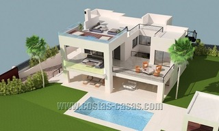 For Sale: Modern Luxury Villa on The Golden Mile in Marbella 3
