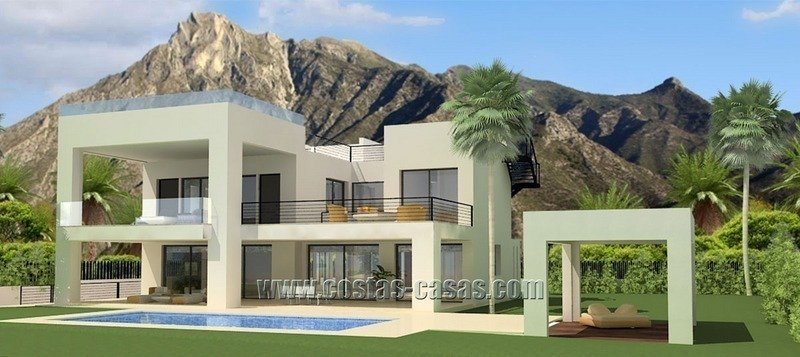 For Sale: Modern Luxury Villa on The Golden Mile in Marbella