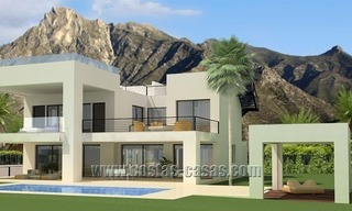For Sale: Modern Luxury Villa on The Golden Mile in Marbella 0