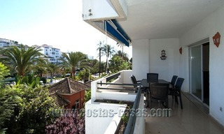 For Sale: Second-Line Beach Apartment in Puerto Banús – Marbella 2