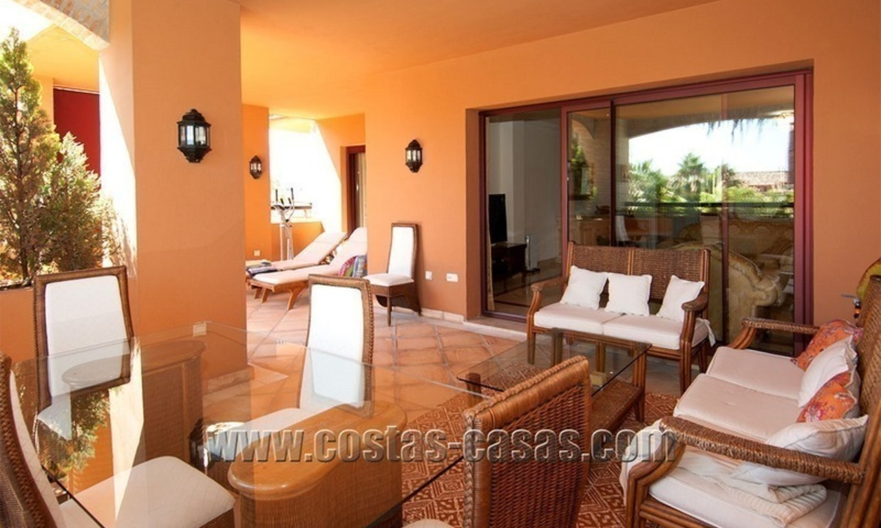 For Sale: Beachside Apartment on A+ Location in East Marbella 1
