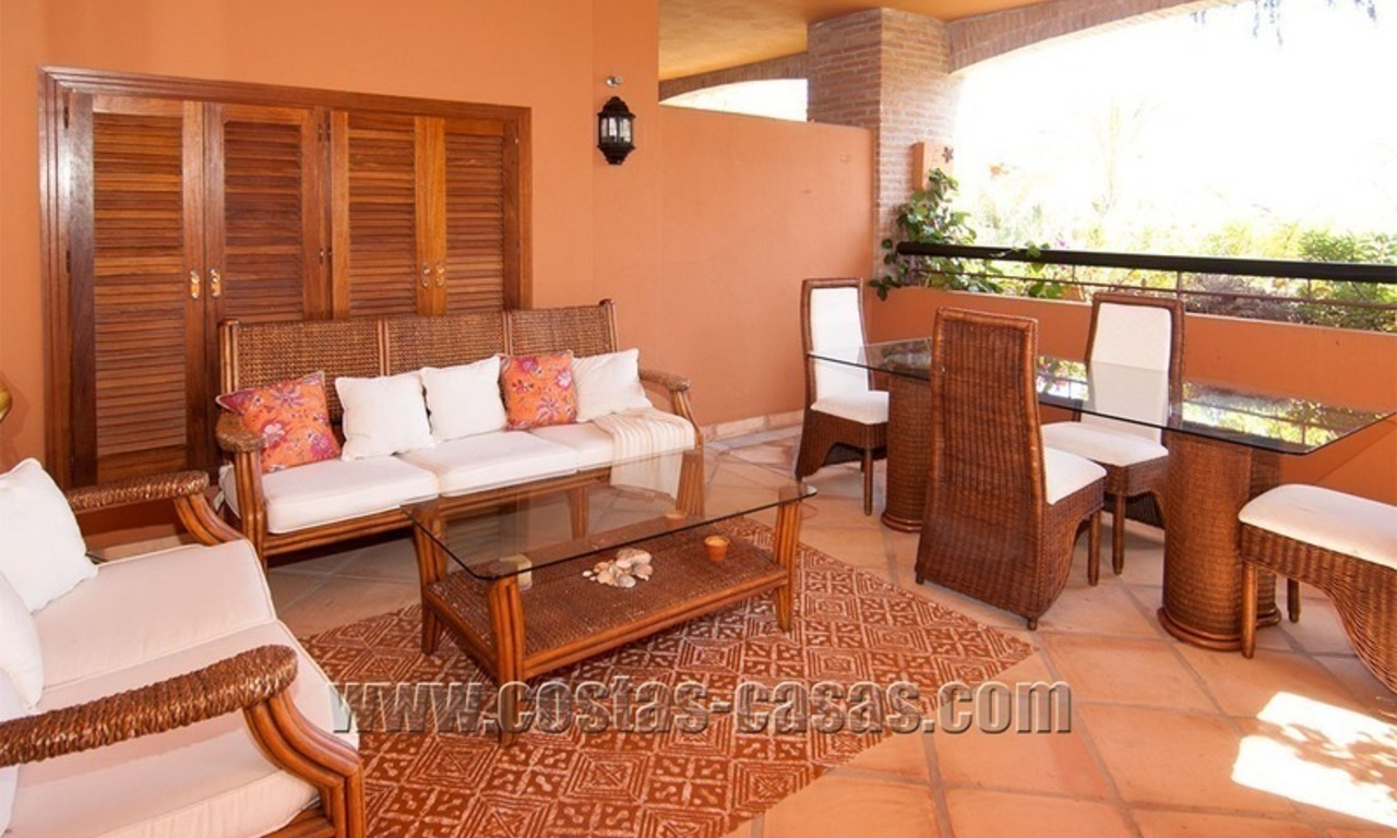 For Sale: Beachside Apartment on A+ Location in East Marbella 2