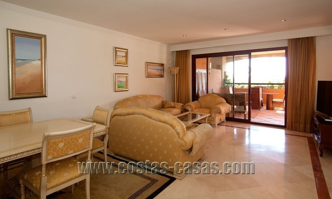 For Sale: Beachside Apartment on A+ Location in East Marbella 4