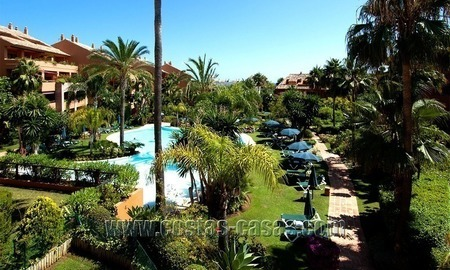 For Sale: Beachside Apartment on A+ Location in East Marbella