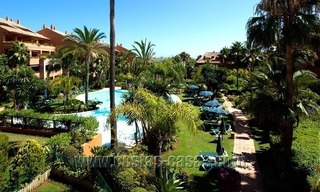 For Sale: Beachside Apartment on A+ Location in East Marbella 0