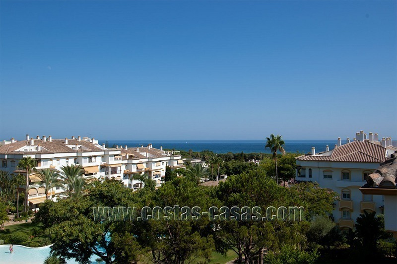For Sale: Spacious Penthouse on The Golden Mile, Marbella