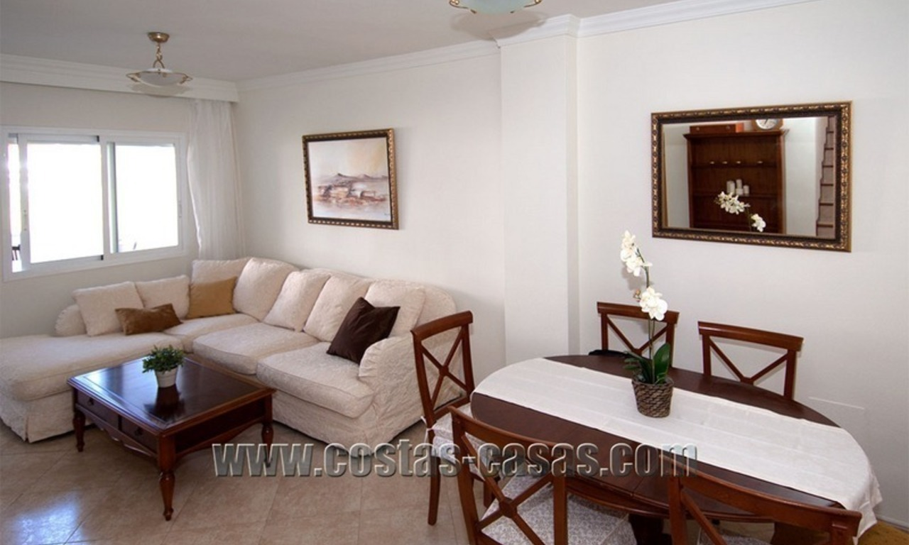 For Sale: Spacious Penthouse on The Golden Mile, Marbella 2