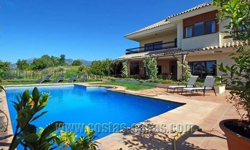For Sale: Well-Appointed Luxury Villa Marbella East