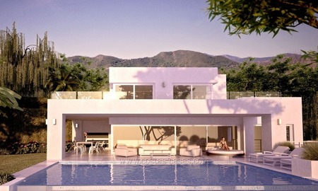 For Sale: Bargain Modern New Villa in Marbella