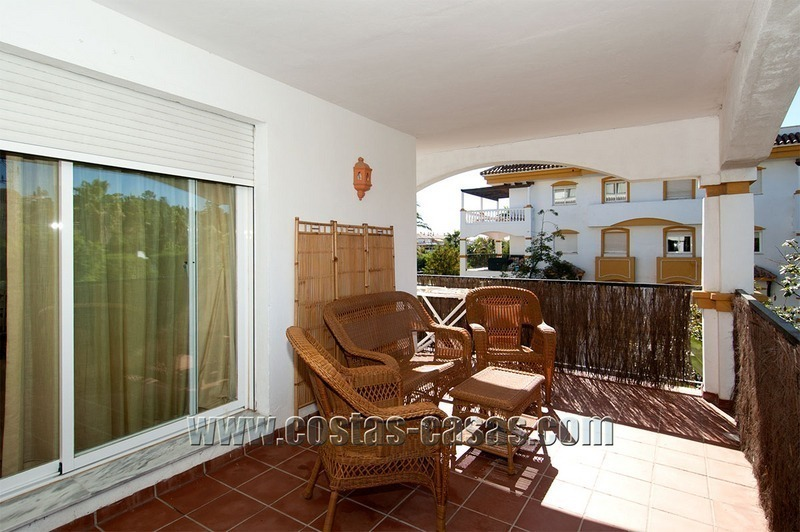 Spacious corner apartment for sale walking distance to Puerto Banus – Marbella 0